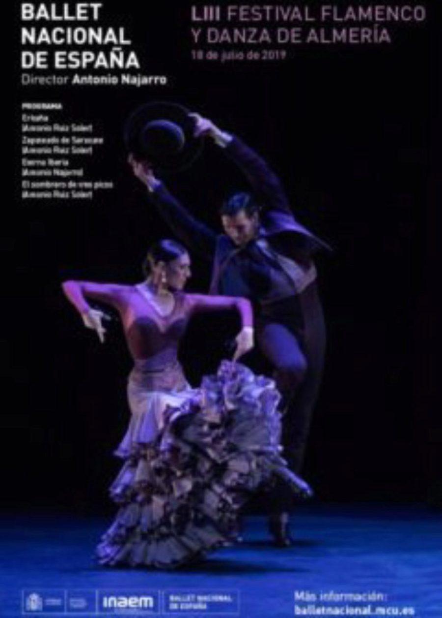 banner Zoco ballet