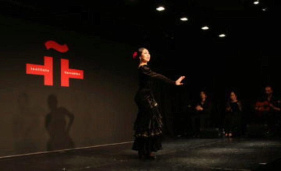 Concurso Flamenco en Japón, propiciado por el Instituto Cervantes