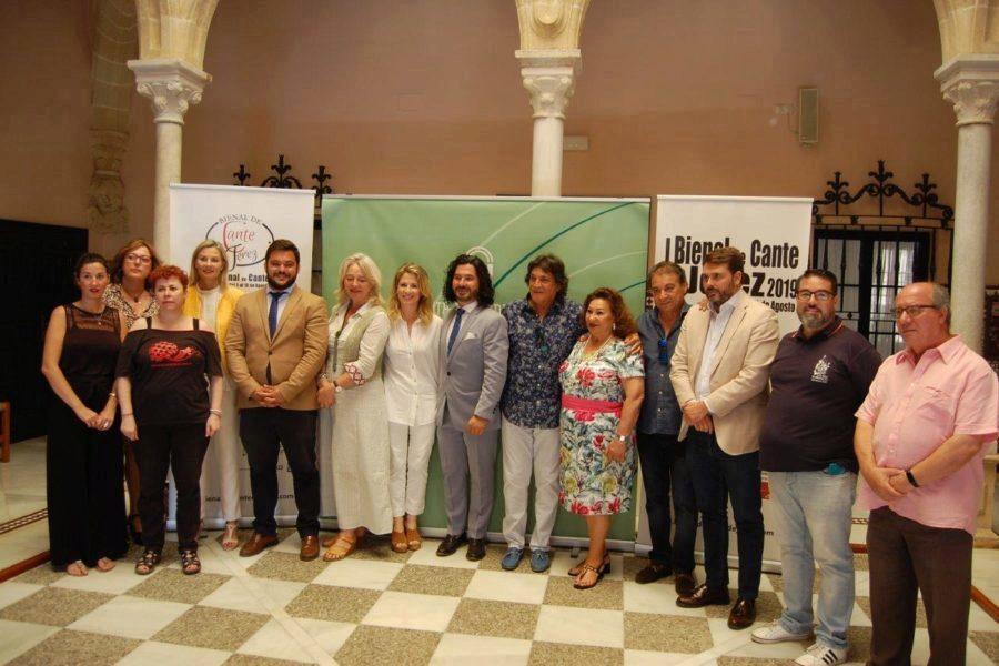 I Bienal de Cante Flamenco, dedicada a los Sordera, del 5 al 18 de agosto, Jerez