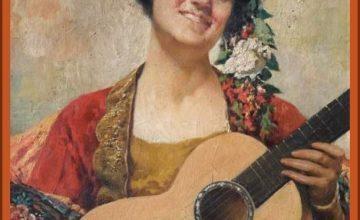 Las mujeres guitarristas flamencas