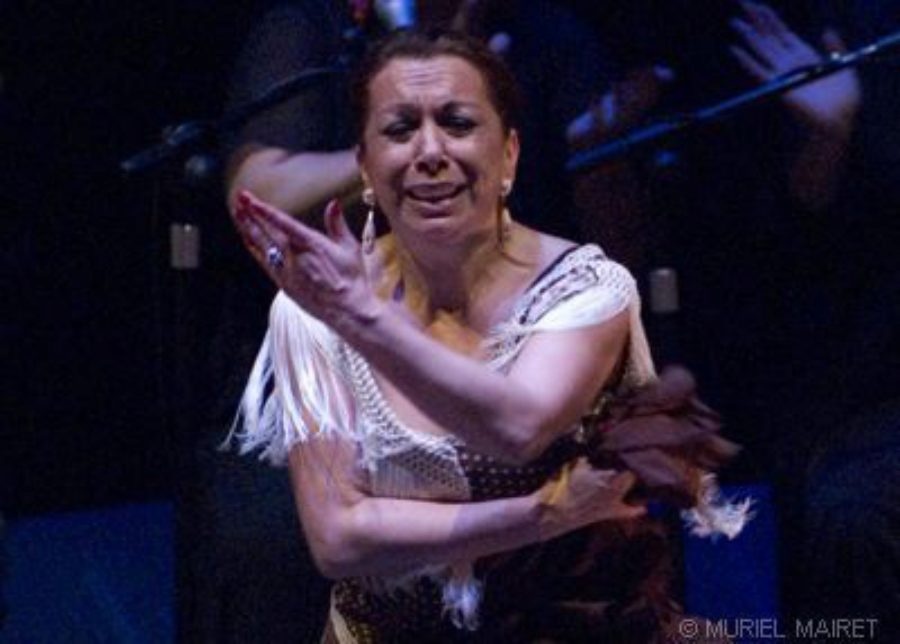 Sevilla rinde homenaje a Carmelilla Montoya, 5 de diciembre