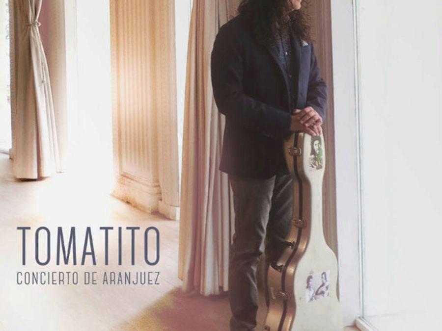 Tomatito presenta su mayor reto artístico, la grabación del Concierto de Aranjuez
