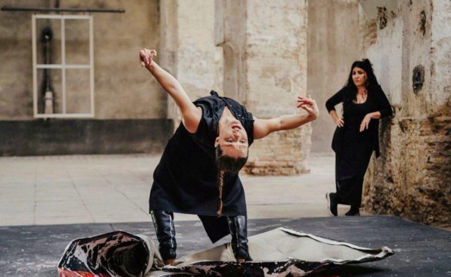 Bienal, un cartel con mucho arte, Rocío Molina, Lita Cabellut y Juana la del Pipa crean, recrean y descrean