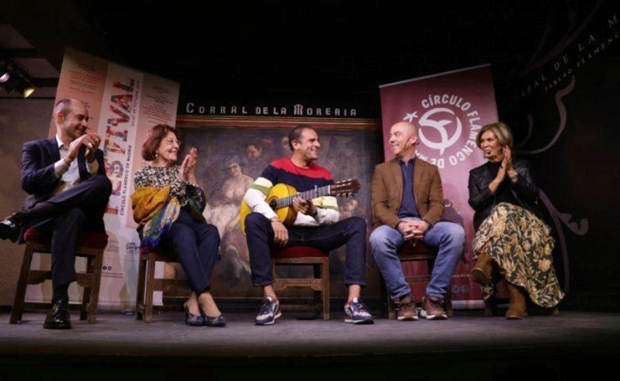 II Festival del Círculo Flamenco de Madrid, del 24 al 27 de octubre