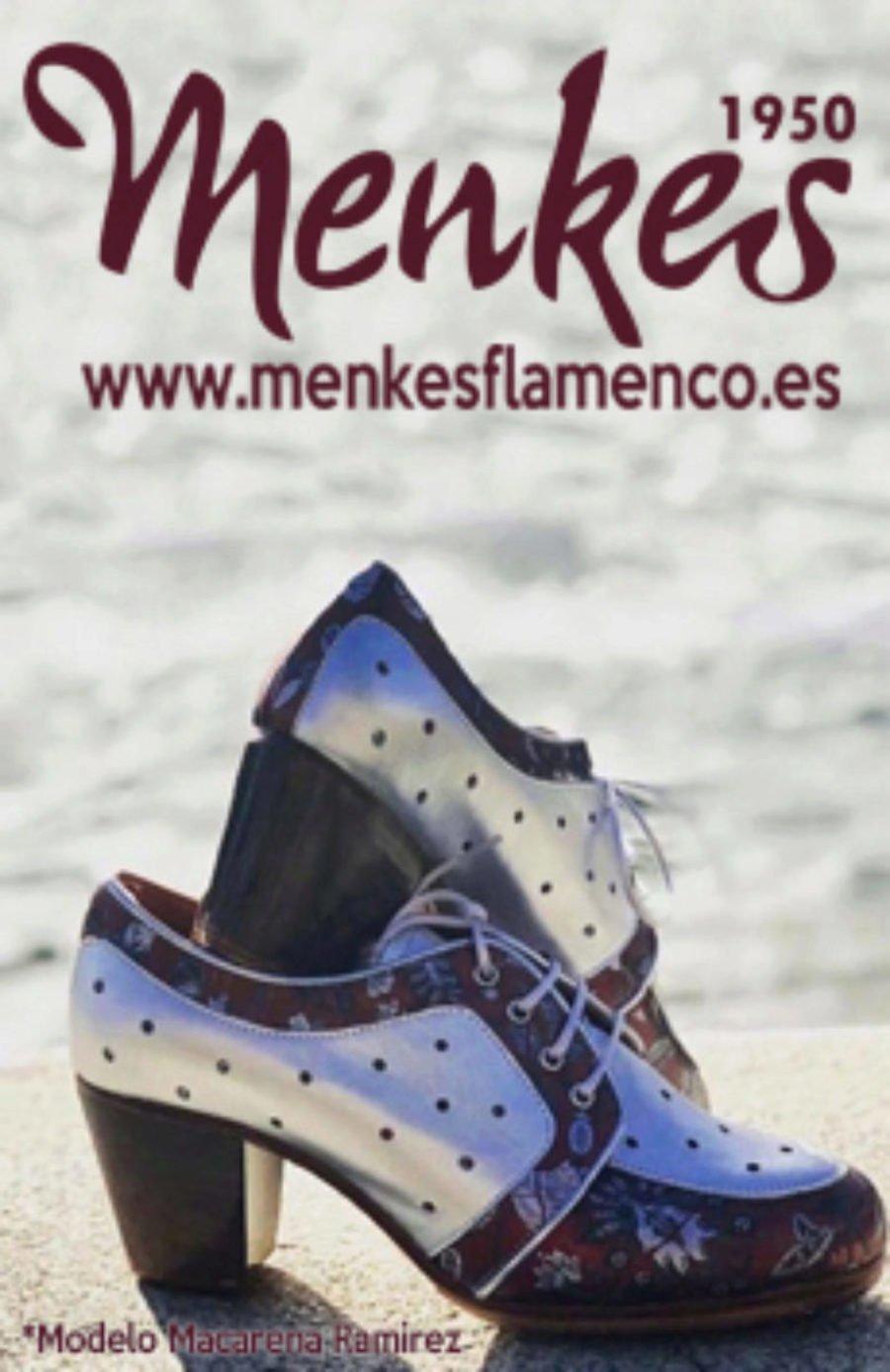 MENKES, ZAPATO FLAMENCO, OFERTA ESPECIAL PARA ZOCO FLAMENCO