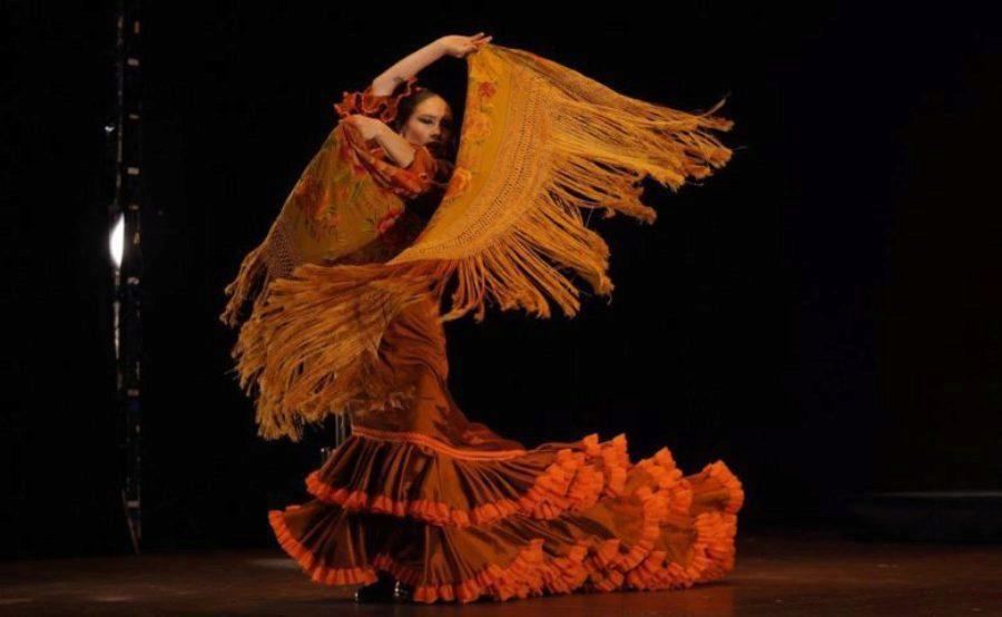 """Ganadores Concurso de Arte Flamenco de Córdoba: José Fermín Fernández, guitarra; Florencia Oz, baile; y Francisco Escudero """"El Perrete"""", cante"""