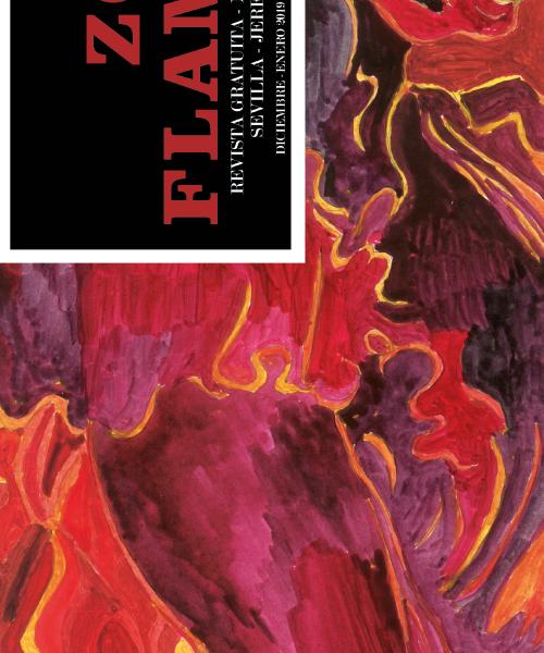 Revista Zoco Flamenco nº31 de Diciembre 2019 -Enero 2020