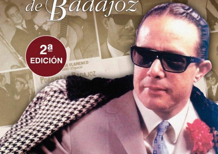 Francisco Zambrano presenta la II Edición de «Vida y obra de Porrina de Badajoz»