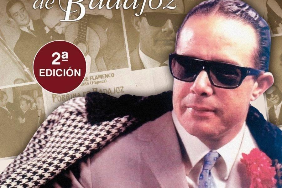 """Francisco Zambrano presenta la II Edición de """"Vida y obra de Porrina de Badajoz"""""""