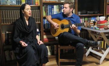 Escuela Chica de Teherán: flamenco clandestino, discretos cabales