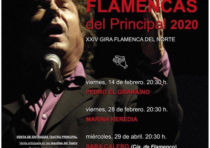 Comienzan Las Noches Flamencas en el Teatro Principal de Palencia