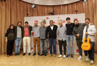 l Concurso Nacional de Cante Flamenco de Zamara Music