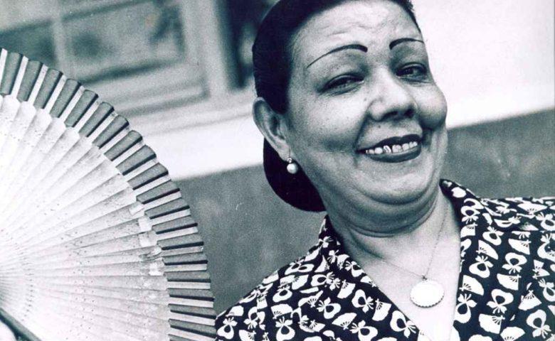 Mujeres, al cante flamenco
