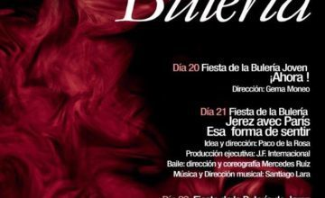 """Jerez presenta la Fiesta de la Bulería y todo el programa """"Caló Flamenco"""""""