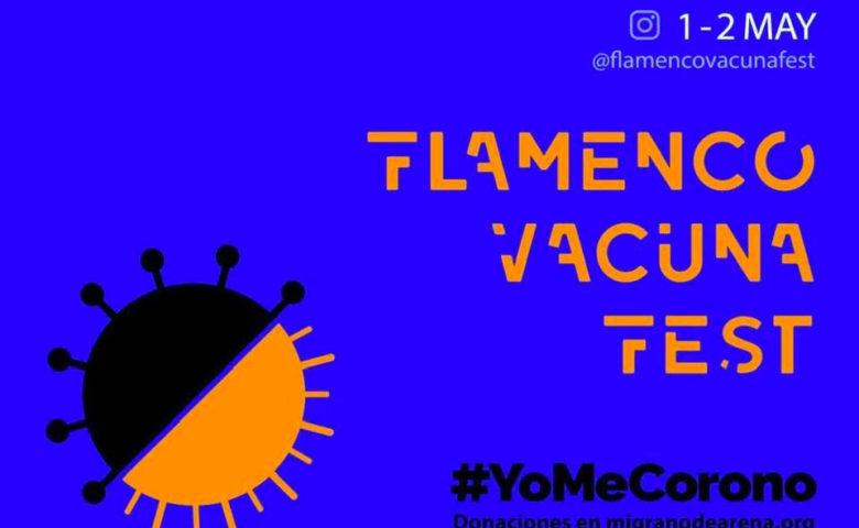 Flamenco Vacuna Fest, la propuesta solidaria flamenca para el 1 y 2 de mayo en Instagram