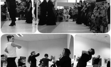 Escuelas de flamenco: comienzan las clases presenciales