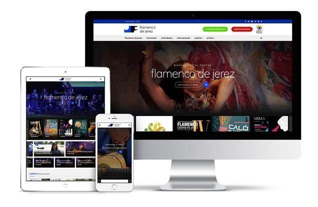 """'Flamenco de Jerez' presenta su nueva web como una """"ventana al arte"""", con actuaciones en streaming"""