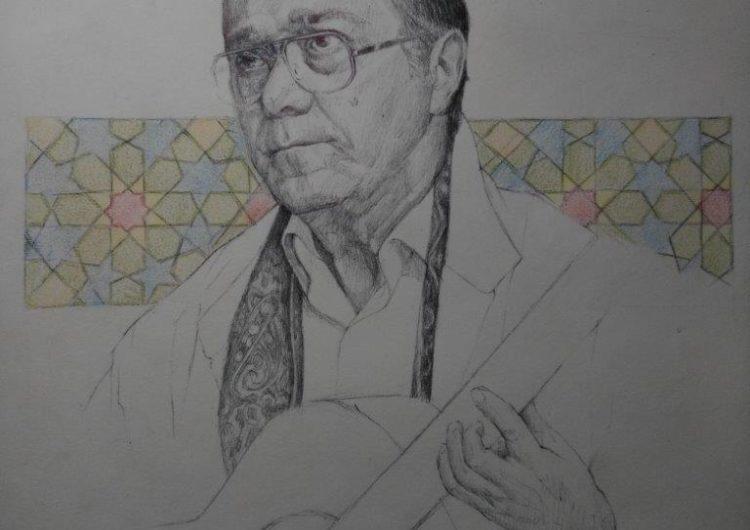 'Solo de guitarra', poema inédito de Velázquez-Gaztelu, dedicado a Juan Habichuela