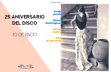 10 de Paco, un clásico que cumple 25 años