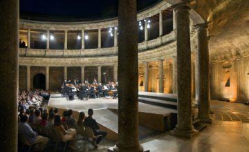 Flamenco en el Festival Internacional de Granada