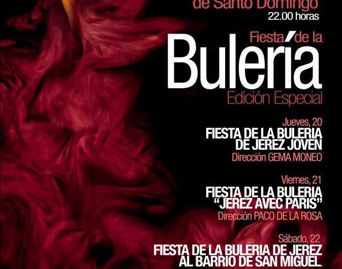 Del 20 al 22 de agosto, Jerez es una fiesta flamenca: Fiesta de la Bulería de Jerez