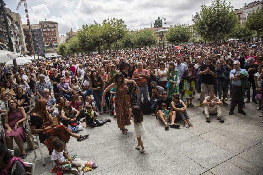 Flamenco on Fire se celebrará en Pamplona del 26 al 30 de agosto con programación en directo
