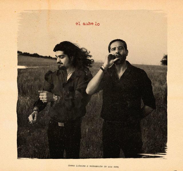 """""""Amor"""", nuevo álbum de Israel Fernández y Diego del Morao"""