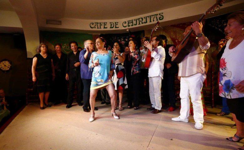 El cierre de Café de Chinitas en su 50 aniversario