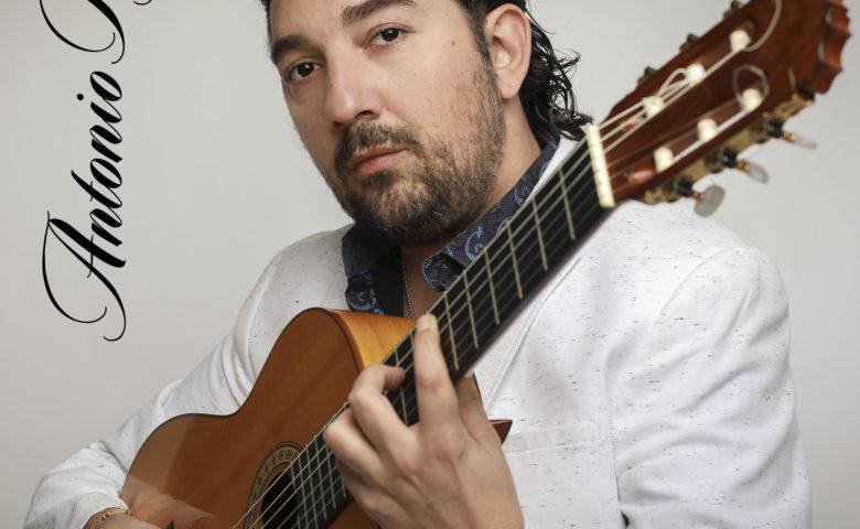 """Antonio Rey, ganador del Grammy Latinos al Mejor Álbum Flamenco, por """"Flamenco sin Fronteras"""""""