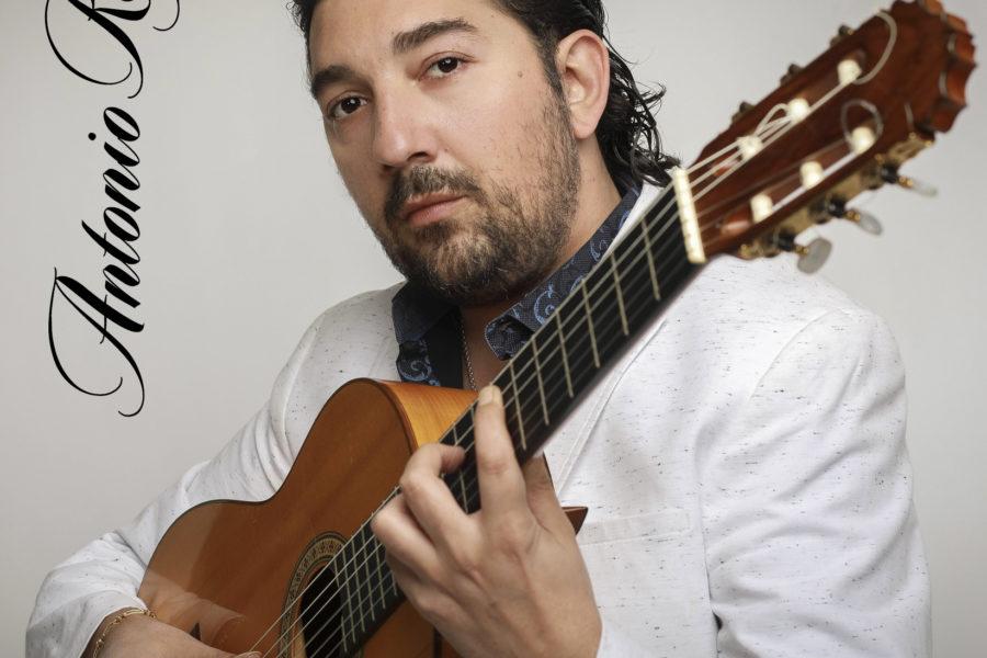 """Antonio Rey, candidato al Mejor Álbum Flamenco en los Grammy Latinos por """"Flamenco sin Fronteras"""""""