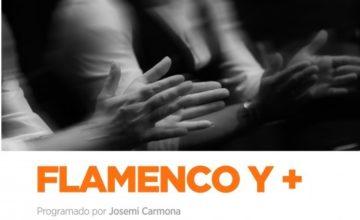 Flamenco y +, nuevo ciclo de Fundación SGAE en La Berlanga, 25 a 27 noviembre