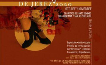 Jerez celebra la Semana del Flamenco, 13 a 22 de noviembre