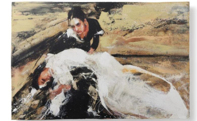 1.998 ejemplares del libro Bodas de Sangre, de Lita Cabellut. Arte editado