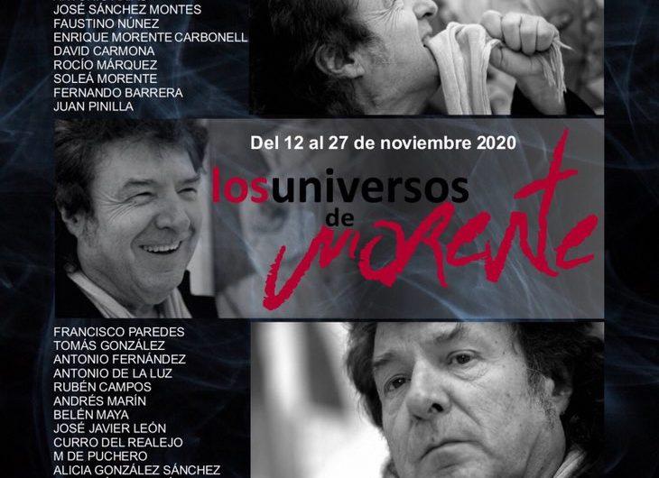 'Los universos de Morente': el ciclo de flamenco de Granada, del 12 a 27 de noviembre, por streaming