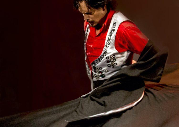 Lorca es flamenco, espectáculo de Pedro Fernández «Embrujo», 30 enero, Valladolid