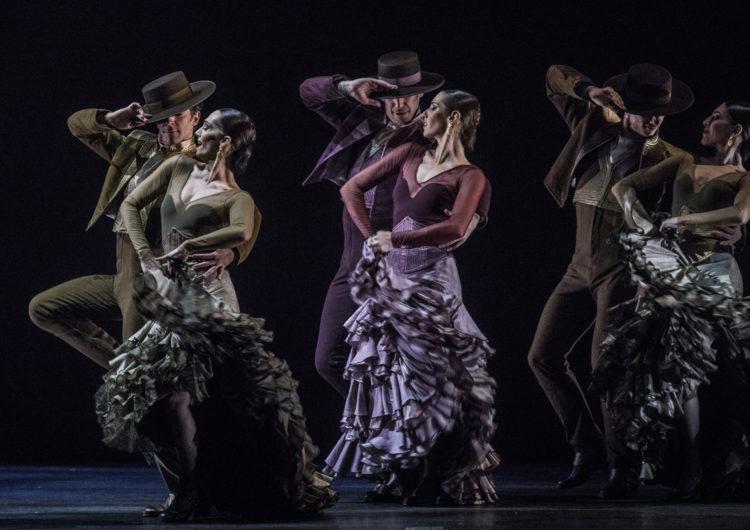Comienza la Gira 2021 del Ballet Nacional con «Invocación», coreografías con el flamenco como protagonista