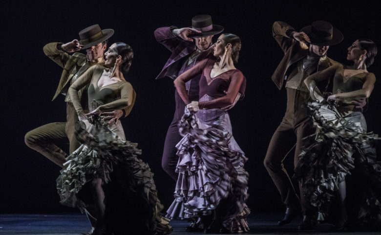 """Comienza la Gira 2021 del Ballet Nacional con """"Invocación"""", coreografías con el flamenco como protagonista"""