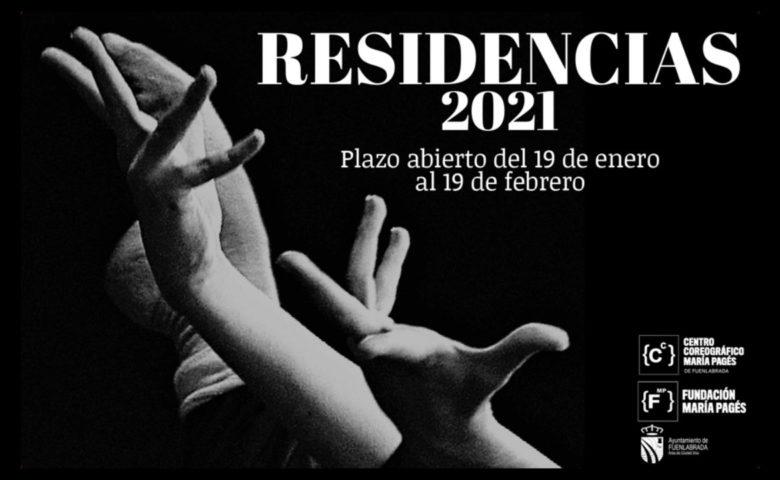 Residencias coreográficas de Fuenlabrada 2021, Centro María Pagés