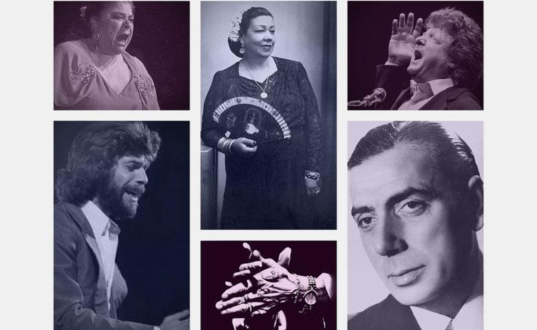 II Concurso de Cante Flamenco,  de 28 al 30 de abril, Sala Berlanga, Madrid