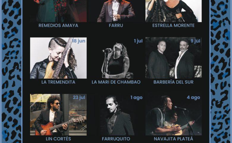 Festival Flamenco Trocadero, en Sotogrande, convoca a las grandes figuras del flamenco, del 15 de mayo al 27 de agosto