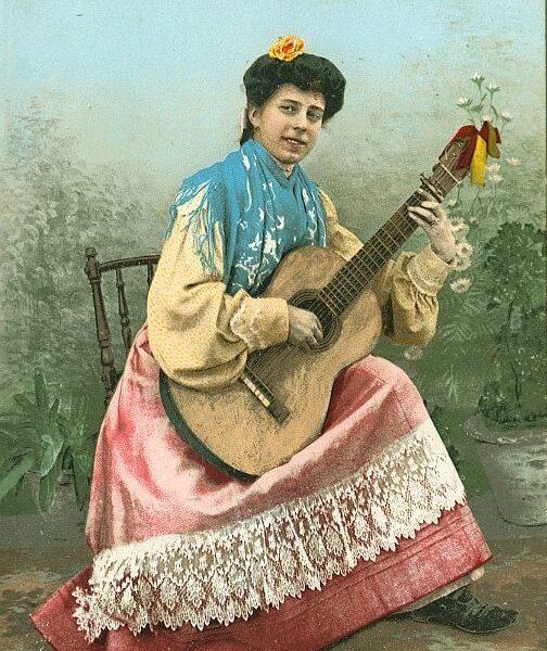 El papel de la mujer en la guitarra flamenca