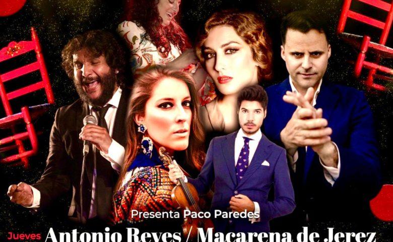 Festival Rivas Flamenca, del 15 al 17 de abril
