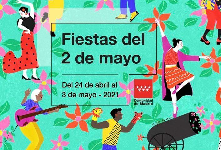 Juntos por el Flamenco, Fiestas del 2 de mayo, Madrid