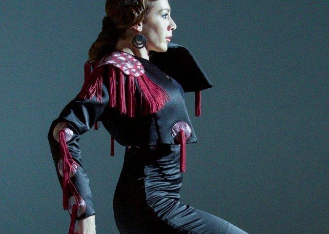 En el Día de la Danza, el Centro Conde Duque se convierte en un tablao flamenco