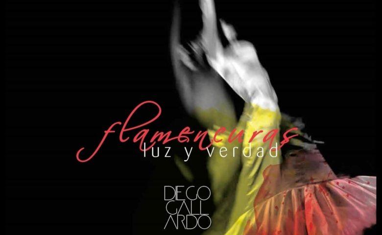 """Diego Gallardo y sus fotografías flamencas en un libro """"Flamencuras, luz y verdad"""""""