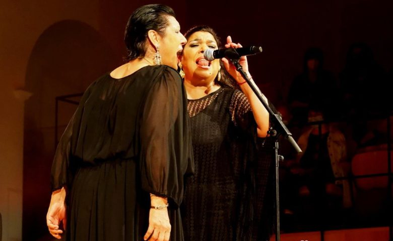 La Macanita y Remedios Amaya, dos voces de oro en el Festival Flamencos y Mestizos de Úbeda