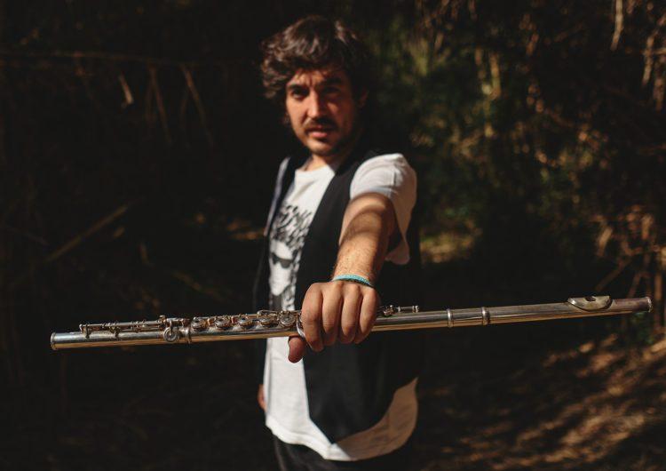 El instrumentista de vientos Sergio de Lope publica su nuevo trabajo «Ser de Luz» el 14 de mayo