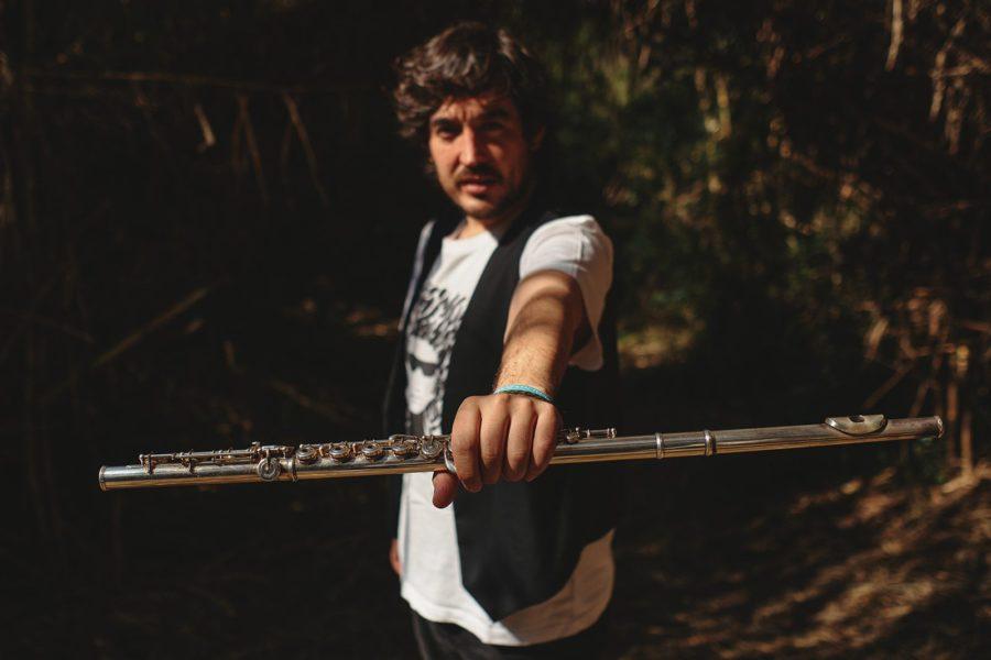 """El instrumentista de vientos Sergio de Lope publica su nuevo trabajo """"Ser de Luz"""" el 14 de mayo"""