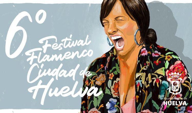 VI Festival Flamenco 'Ciudad de Huelva', del 1 al 6 de junio