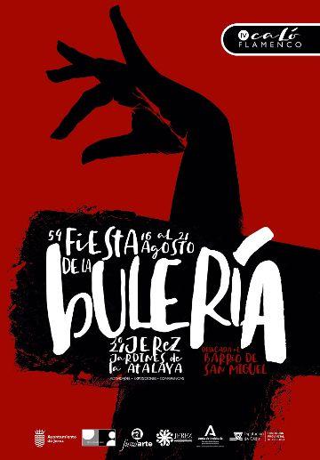 54 Fiesta de la Bulería, Jerez, del 16 al 21 de agosto